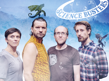 """SCIENCE BUSTERS """"Winter is coming"""""""