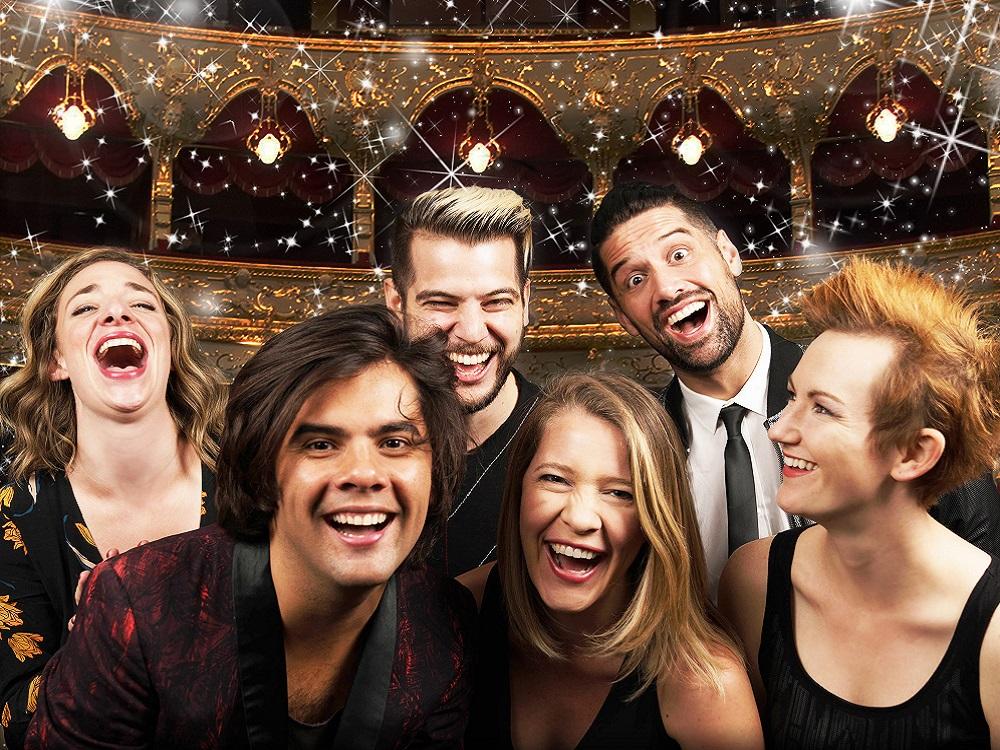 """THE CAST """"Weihnachtssterne in der Oper"""""""